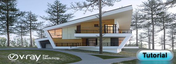 V-Ray For Scetchup Urdu Toturials