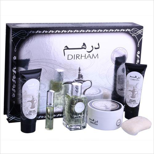 Dirham Gift Set By Ard Zaafaran: