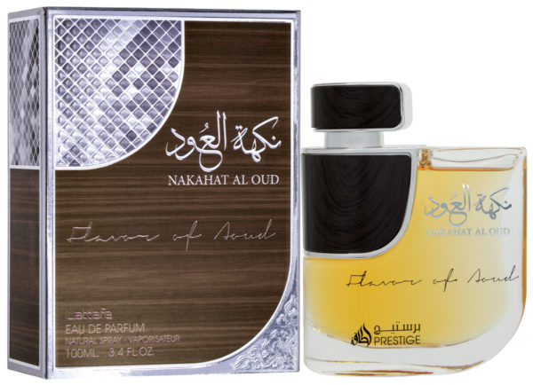 Nakahat Al Oud 100ML By Lattafa Perfumes