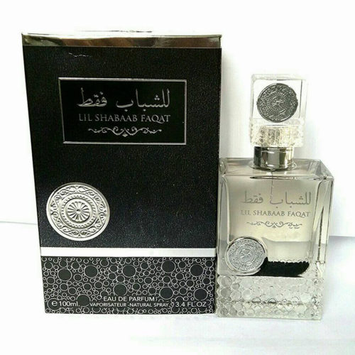 Lil Shabab Faqat 100ML Spray Ard Zaafaran