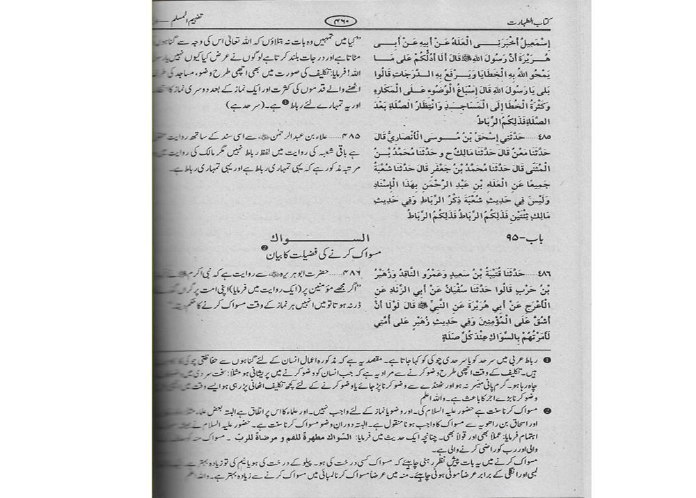 Sahih Muslim Shareef In Urdu Complete In Pdf