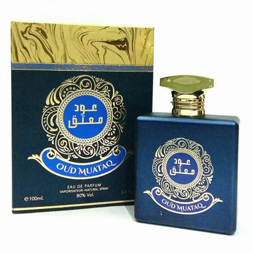 Oud Muataq 100ML Spray