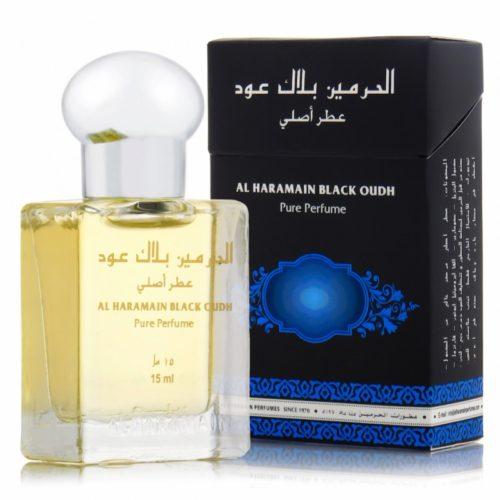 Black Oud 15ML Al Haramain