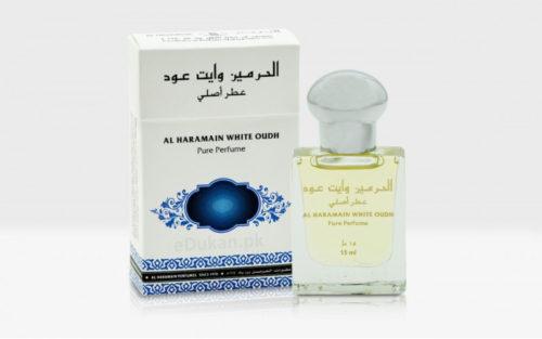 White Oudh 15ML Al Haramain