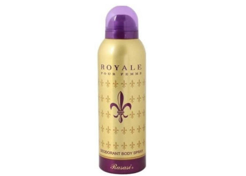 Rasasi Royale Pour Femme Body Spray
