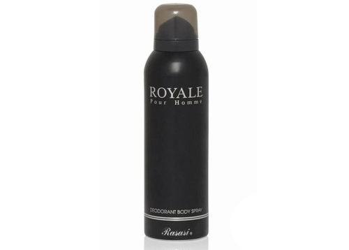 Rasasi Royale Pour Homme Body Spray