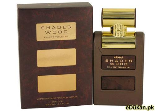 Armaf Shades Wood For Men 100ML