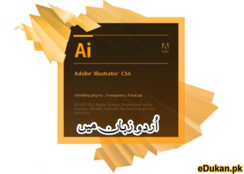 Adobe Illustrator CS6 course in Urdu